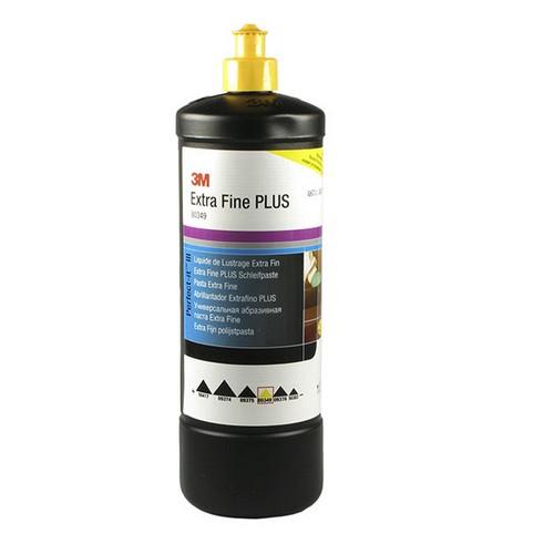 3М 80349 Полировальная паста абразивная (желтый колпачок) 1 л