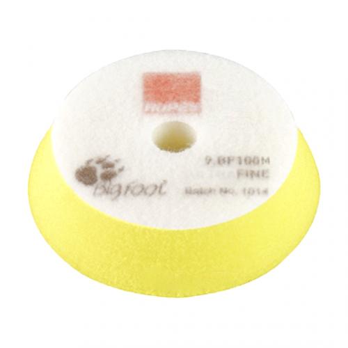 RUPES Полировальный круг поролоновый 130-150 мм (Мягкий, Желтый) для LHR BigFoot