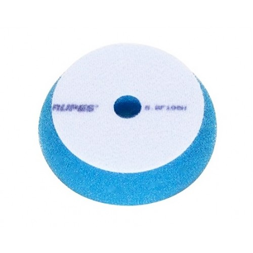 RUPES Полировальный круг поролоновый 130-150 мм (Жесткий, Синий) для BigFoot LHR