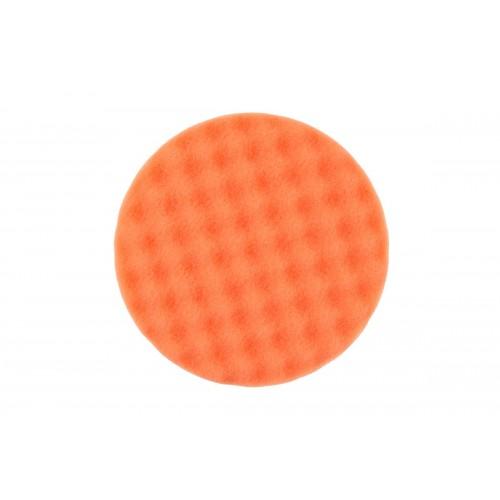 Mirka Рельефный поролоновый полировальный диск 150x25мм, оранжевый 2 шт. в упаковке