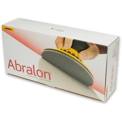 Mirka ABRALON круги 150мм Р3000, упаковка 20 штук